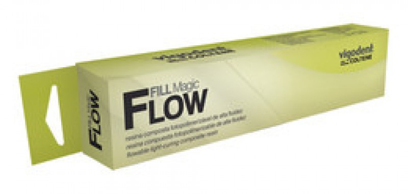 Foto 1 - Resina fill magic flow rep