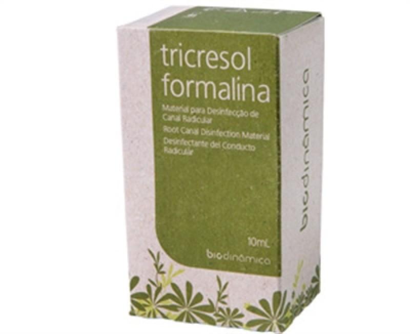 Foto 1 - Tricresol formalina biodinamica