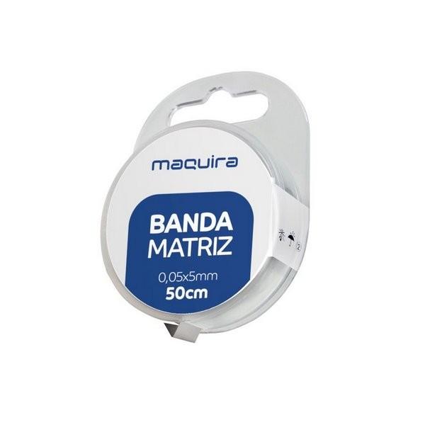 Foto 1 - Fita Banda Matriz Metálica - MAQUIRA