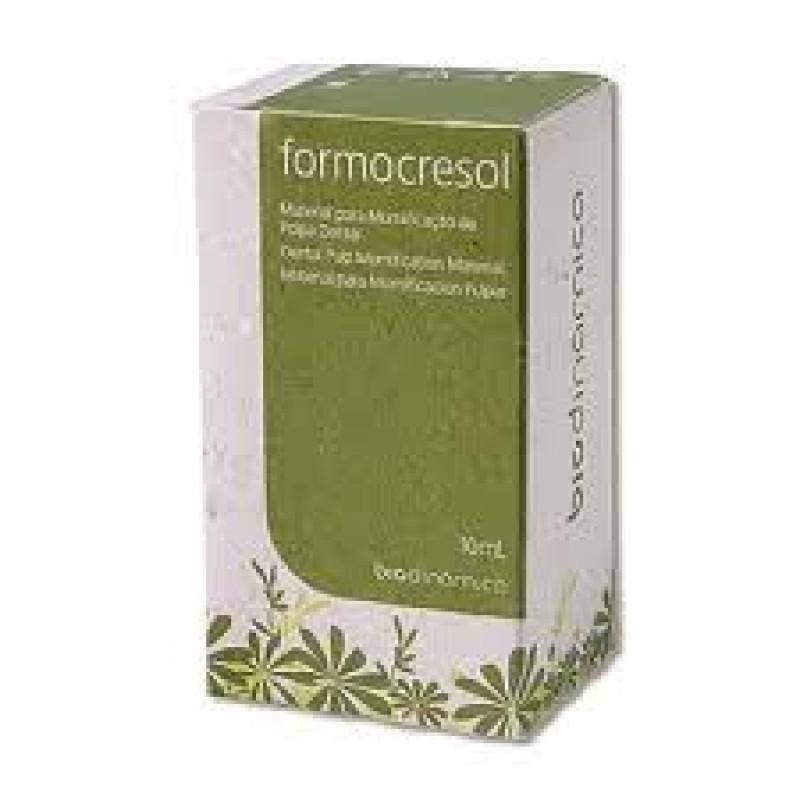 Foto 1 - formocresol biodinamica