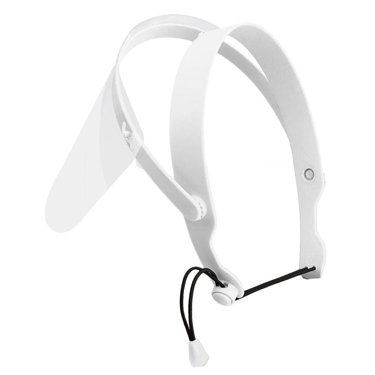 Foto2 - Protetor facial escudo de proteção - Suporte