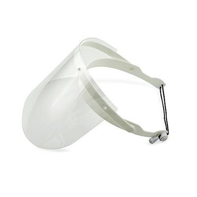 Foto4 - Protetor facial escudo de proteção - Suporte