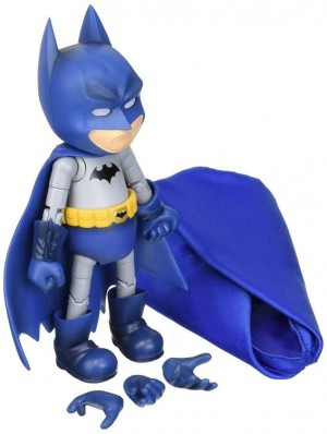 Foto6 - Batman DC Comics Hybrid Metal Figuration Batman (variante de cor) SDCC 2015 Exclusivo