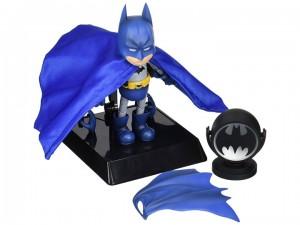 Foto7 - Batman DC Comics Hybrid Metal Figuration Batman (variante de cor) SDCC 2015 Exclusivo