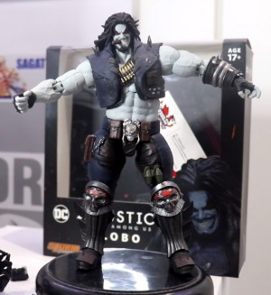 Foto2 - Boneco Lobo - Storm Collectibles - Dc Comics - Original