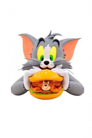 Foto4 - Busto Tom and Jerry Burger Vinyl - Soap Studios 1/1
