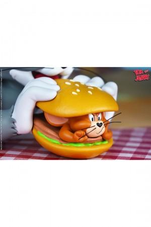 Foto5 - Busto Tom and Jerry Burger Vinyl - Soap Studios 1/1