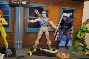 Foto2 - Casey Jones Vs. Foot Soldier Cartoon Tmnt 7´´ Scale Neca