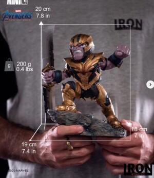 Foto2 - Estátua Thanos - Avengers: Endgame - Minico - Iron Studios