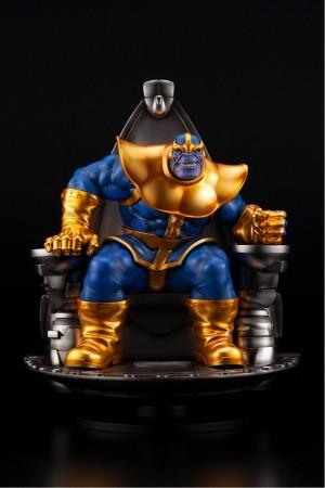 Foto4 - Estátua Thanos on Space Throne - Fine Art Statue - Kotobukiya Marvel 1/6