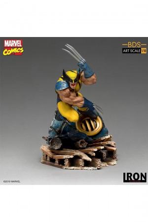 Foto7 - Estátua Wolverine - X-Men - BDS Art Scale 1/10 - Iron Studios