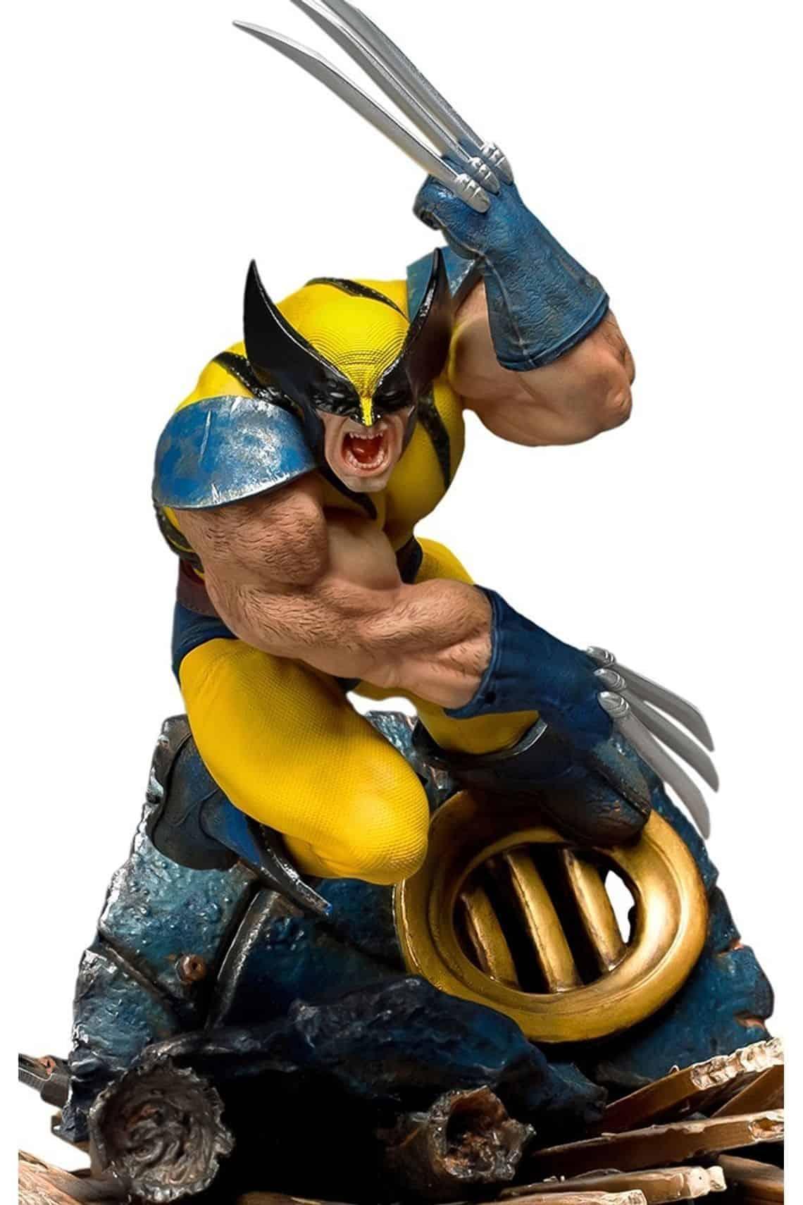 Foto 1 - Estátua Wolverine - X-Men - BDS Art Scale 1/10 - Iron Studios