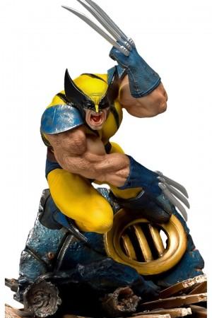 Estátua Wolverine - X-Men - BDS Art Scale 1/10 - Iron Studios