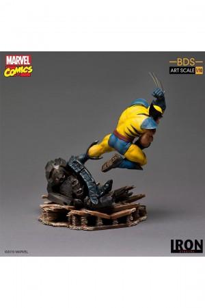 Foto6 - Estátua Wolverine - X-Men - BDS Art Scale 1/10 - Iron Studios