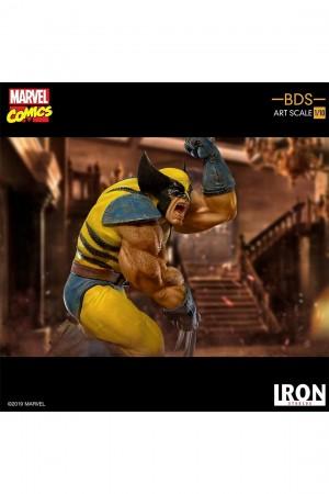 Foto2 - Estátua Wolverine - X-Men - BDS Art Scale 1/10 - Iron Studios