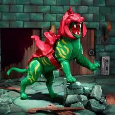 Figura de Ação - Mestres do Universo - Gato Guerreiro - Mattel