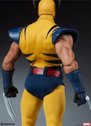 Foto3 - Figura Wolverine 1/6 - Marvel Comics - Sixth Scale - Sideshow