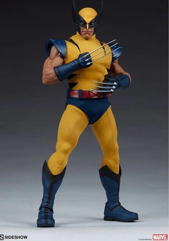 Foto 1 - Figura Wolverine 1/6 - Marvel Comics - Sixth Scale - Sideshow