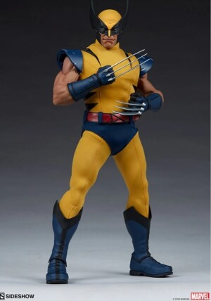 Foto1 - Figura Wolverine 1/6 - Marvel Comics - Sixth Scale - Sideshow