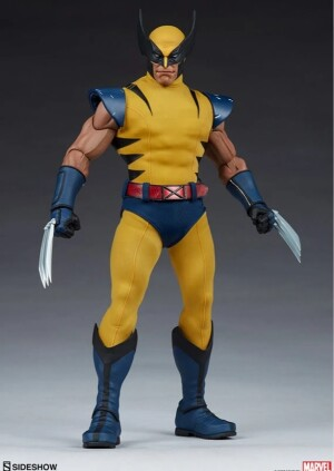 Foto5 - Figura Wolverine 1/6 - Marvel Comics - Sixth Scale - Sideshow