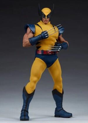 Foto4 - Figura Wolverine 1/6 - Marvel Comics - Sixth Scale - Sideshow
