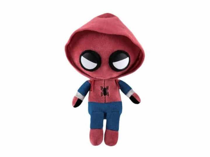 Foto 1 - Homem-Aranha: herói do baile de pelúcia Homem-Aranha (terno caseiro)