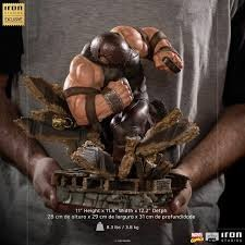 Foto2 - Juggernaut Bds Art Scale 1/10 Marvel Comics Exclusivo Ccxp 2020