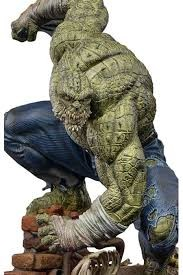 Foto1 - Killer Croc - 1/10 - Iron Studios (exclusivo CCXP 2020)