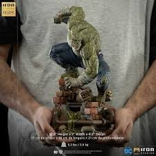 Foto4 - Killer Croc - 1/10 - Iron Studios (exclusivo CCXP 2020)