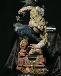 Foto3 - Killer Croc - 1/10 - Iron Studios (exclusivo CCXP 2020)