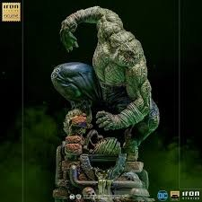 Foto2 - Killer Croc - 1/10 - Iron Studios (exclusivo CCXP 2020)