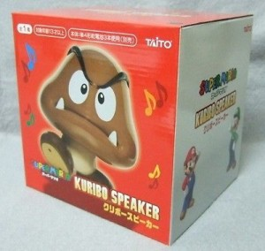 Foto5 - Mario: Goomba (Kuribo) ipod / iphone / ipad / MP3 / alto-falante para laptop
