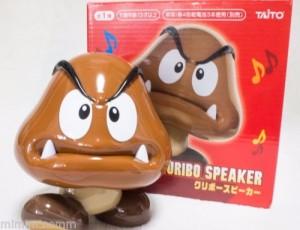 Foto6 - Mario: Goomba (Kuribo) ipod / iphone / ipad / MP3 / alto-falante para laptop