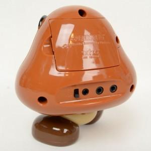 Foto3 - Mario: Goomba (Kuribo) ipod / iphone / ipad / MP3 / alto-falante para laptop