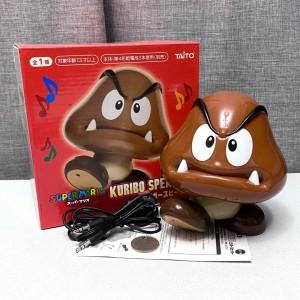 Foto2 - Mario: Goomba (Kuribo) ipod / iphone / ipad / MP3 / alto-falante para laptop