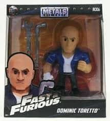 Foto 1 - Metal Die Cast-velozes E Furiosos-dominic Toretto