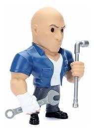 Foto2 - Metal Die Cast-velozes E Furiosos-dominic Toretto