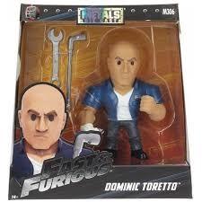 Foto4 - Metal Die Cast-velozes E Furiosos-dominic Toretto