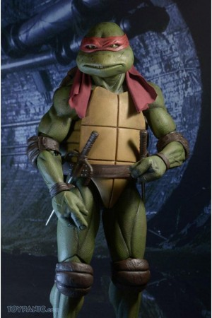 Foto4 - TMNT Movie (1990) - Neca Conjunto 04 Tartarugas