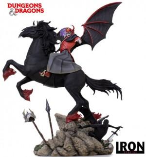 Vingador Deluxe Dugeons Dragons 1/10 Iron Studios Exclusivo