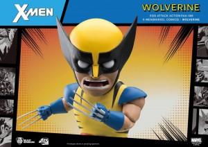 Foto5 - X-Men Egg Attack Ação EAA-66SP Wolverine (Edição Especial) PX Previews Exclusive