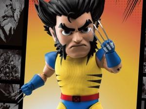 Foto3 - X-Men Egg Attack Ação EAA-66SP Wolverine (Edição Especial) PX Previews Exclusive