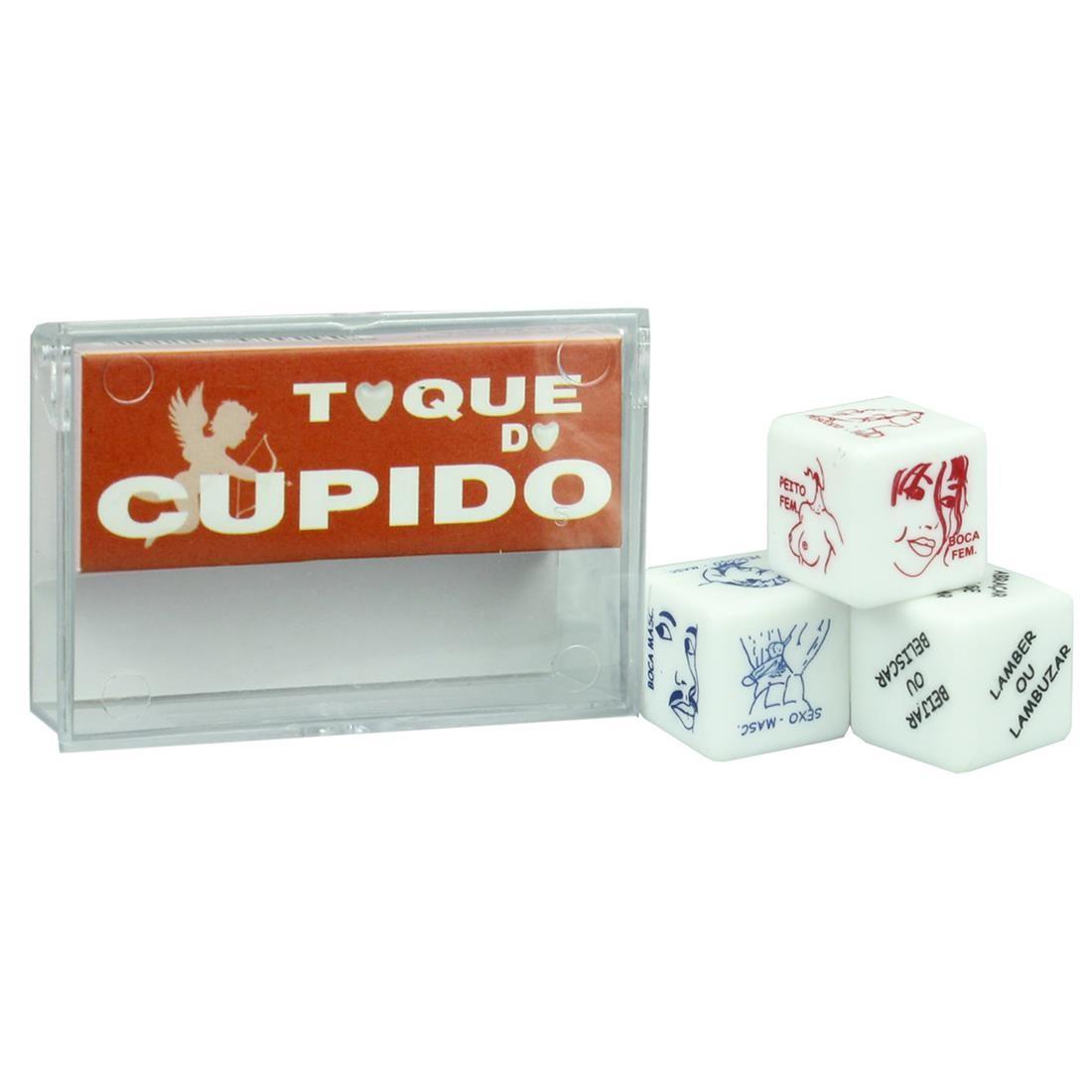 Imagem do produto DADOS TOQUE DO CUPIDO 03 DADINHOS