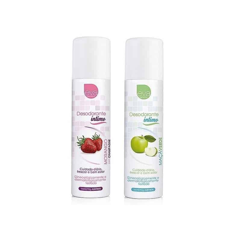 Imagem do produto Desodorante Íntimo Corporal Aerosol Adão e Eva (aromas)