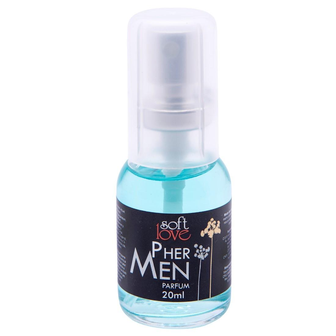 Imagem do produto PERFUME PHERMEN MASCULINO 20ML SOFT LOVE
