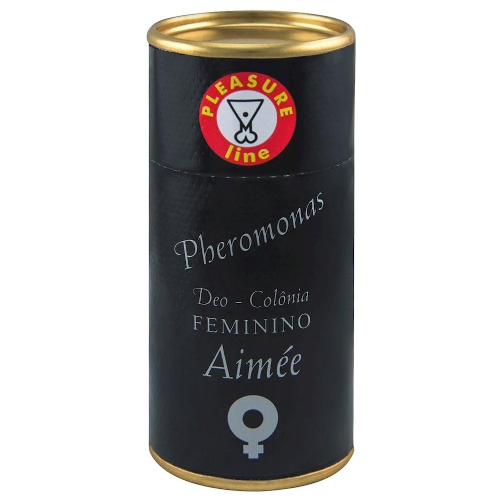 Imagem do produto AIMÉE DEO COLÔNIA FEMININA PHEROMONAS 20ML PLEASURE LINE