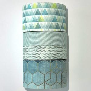 Foto2 - Kit Washi Tape - Geometric