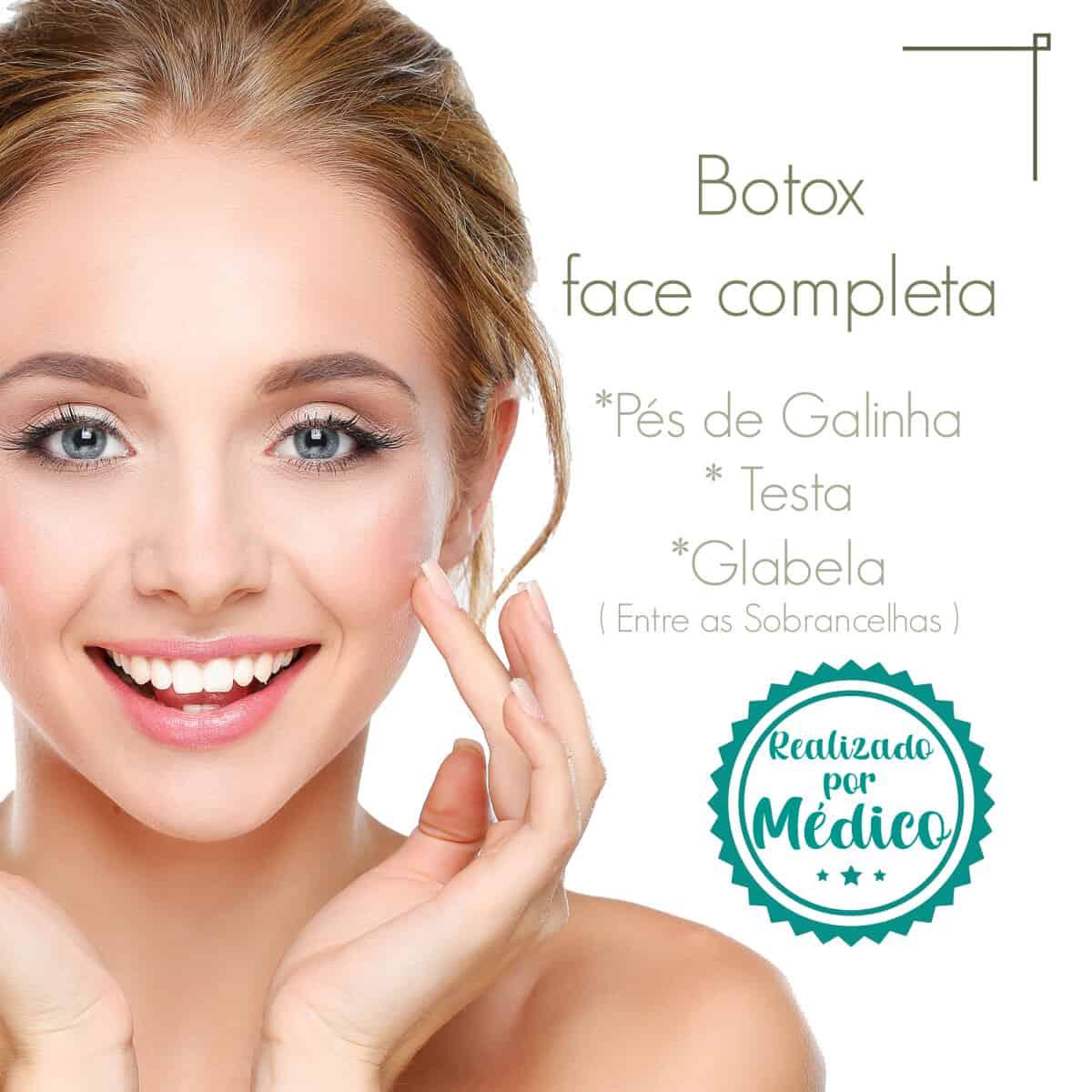 Imagem do produto BOTOX - FACE COMPLETA