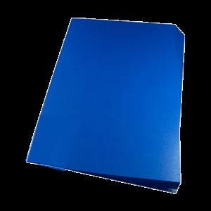 Foto1 - Capa Para Encadernação Azul Royal A4 PP 0,30 100un