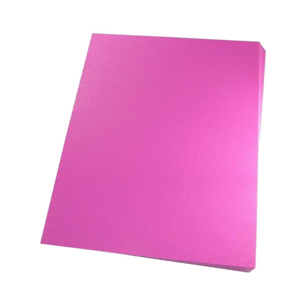 Foto 1 - Capa Para Encadernação Rosa A4 PP 0,30 100un